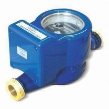 Drahtloser Fernwarmwasserzähler