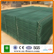 hot sale PVC coated fence construction fencing