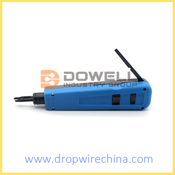 Punch Down Tool dengan Cutter Wire Network