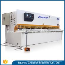 Máquina de corte Xcellent de la máquina de corte de la hoja de acero de Xcellent y empaquetadora hidráulica automática de la chatarra
