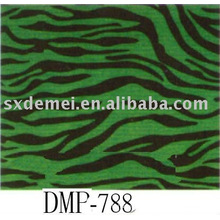 more than five hundred patterns printed zebra fabric