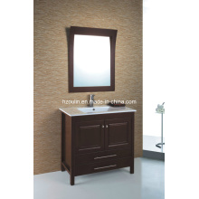 Шкаф для ванной комнаты антикварный (1814)