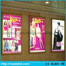 Großhandel LED Slim Poster Rahmen Lichtkasten