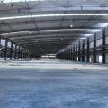 Almacén profesional de estructuras de acero prefabricadas