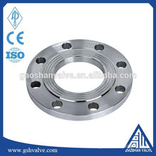 DIN standard carbon steel slip on flange