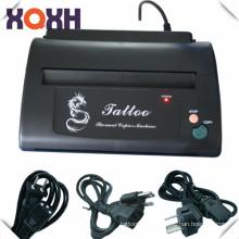 Los productos de la novedad en línea venden color negro Mini USB Tattoo Thermal Copier, tatuaje diseña la máquina de transferencia del tatuaje