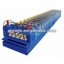 roof and wall double layer roof tile rolling machine