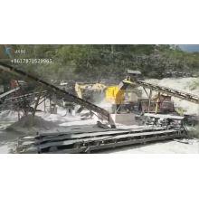 JXSC 50tph 100tph 200tph Limestone Granite Concrete Hydraulic Impact Crusher For Sale