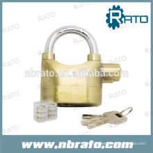 RP-128 Big Siren Kleine Vorhängeschloss Alarm Lock