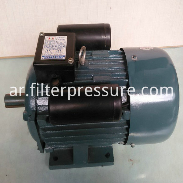 Fiter Press Hydraulic Pump