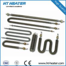 Elemento calefactor de aire