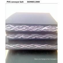Bandas transportadoras de 1600 PVC/PVF carbón explotación minera