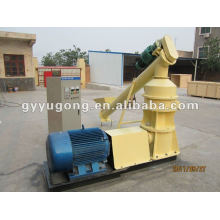 SJM-6 biomass pellet mill made by Yugong Manufacturing Factory