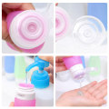 Silicone Carry on Shampoo Travel Bottles