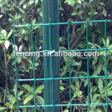 euro fence for protect courtyard annd villadom