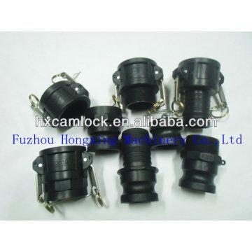 PP irrigation quick connectors