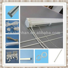 accessories for roman shade,moonlight roman blind B set components-control unit,curtain chain,metal bracket,roman curtain design