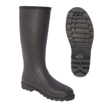 Fast Delivery for Rain Shoe Cover Fashion Rubber Cowboy Rain Boots Pure Color export to Equatorial Guinea Wholesale