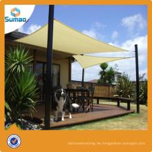 Neues Design Sonnensegel Segel / Hdpe Sonnensegel / Outdoor Sonnensegel mit niedrigem Preis Hope unsere Produkte, wird am besten für Ihr Unternehmen hilfreich sein!