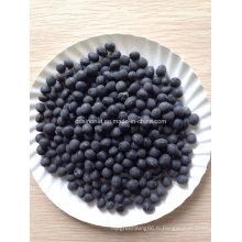 Haricot de soja noir d'origine chinoise