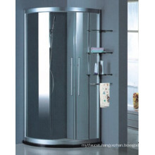 Competitive Price Tempered Glass Shower Cabin (H015)