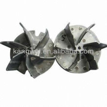 ISO9001 Aluminium Druckgusslaufrad