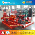 Fire Fighting Centrifugal Water Pump UL/Fl/Nfpa Listed