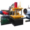 Máquina de Formação de Rolos de Canal de Estrutura de Estrutura de Aço