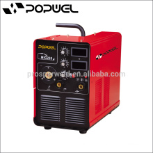 2015 Hot-sale Portable mig-200 igbt inversor co2 máquina de solda mig