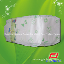 Ultra Thin Baby Diaper with Quick Dry Surface Factory
