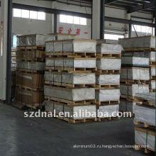 5754 толстый алюминиевый металлический лист / пластина для оборудования