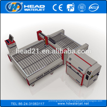 Metal, stone, glass waterjet cutting machine 2030 with 380Mpa intensifier pump