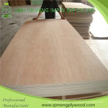 Половая доска из тополя / лиственных пород Bbcc сорт 15мм Бинтанггор с дешевой ценой