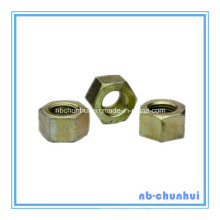Hex Nut A194 2h Yellow Zinc