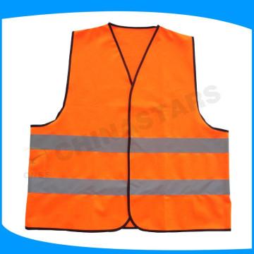 high visibility Reflective sport safety vest