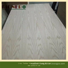 Straight Line Grain Teak Fancy Plywood for Singapore Market
