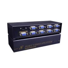8 ports VGA Splitter 350MHz