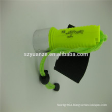 waterproof led diving torch light