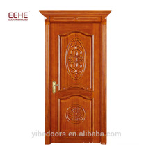 Solid Wood Core Bathroom Doors China Manufacturer in Foshan