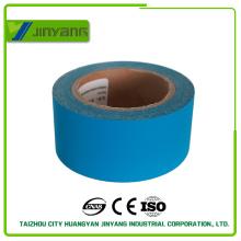 PE de tela reflectante de alta visibilidad azul