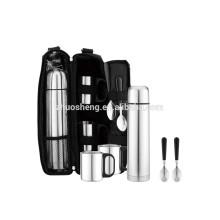 presente de caneca de café de balão de vácuo 750ml define BT006