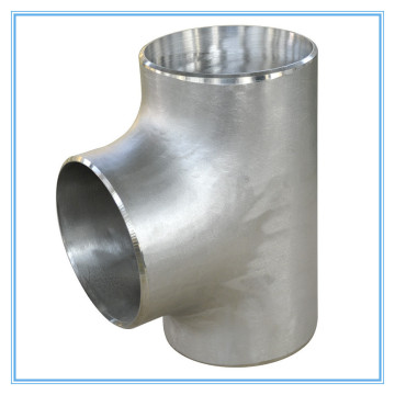 ansi b16.9 carbon steel reducing tee