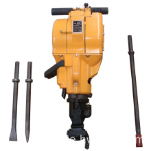 Handheld YN27C Benzin Power Rock Drill