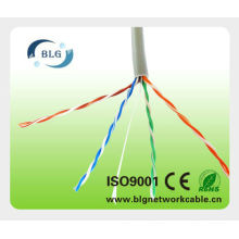 BLG LSZH PVC Cat5 сетевой кабель с лучшей ценой