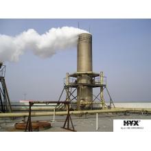 FRP GFK Schornstein für korrosives Gas