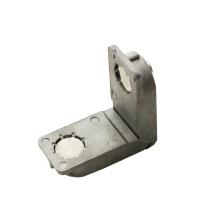 Fermeture de porte de meuble Supports d'angle en alliage d'aluminium à 90 degrés