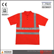 3m Tape Safety Hi-Vis Polo Shirt