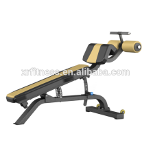 Kommerzielle Gymnastik-Trainingsmaschine-justierbare Abnahme-Bank XP23
