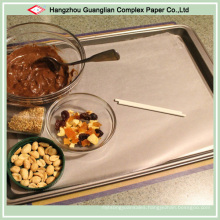 Custom Non-Stick Parchment Paper for DIY Baking Use