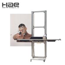 Machine d'impression murale 3D horizontale